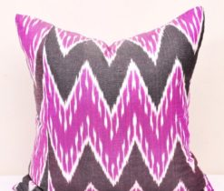 Black Purple Chevron Cover