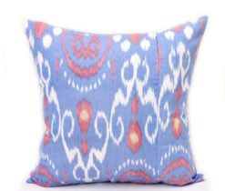 Sky Blue Pillow Cover