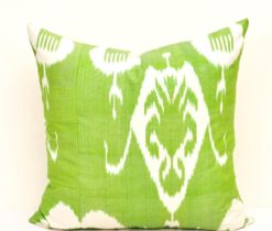 20x20 Green Decorative Pillow