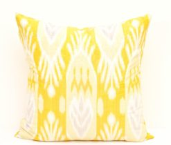 Lemon Accent Pillow Cover