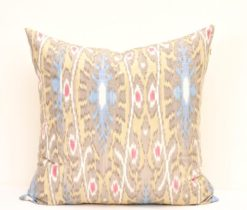 Beige Accent Pillow Cover