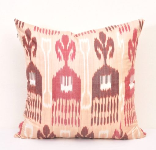 King Sofa Ikat Pillow