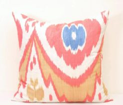 Silk Cotton Designer Pillow
