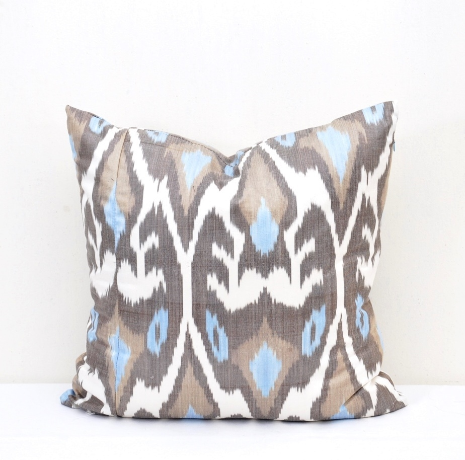 Ikat Pillow Cover Alesouk Grand Bazaar