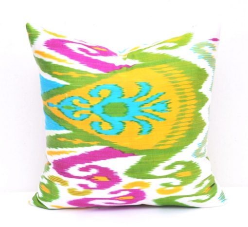 Lime Green Pillow Cover