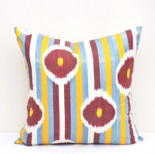 Accent Ikat Pillow Cover