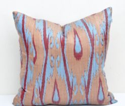 ikat pillow, Decorative Sweet Home Pillow