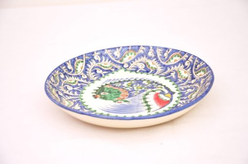 Shallow Ceramic pottery dish