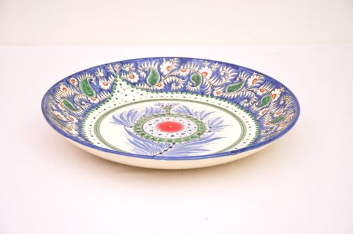 Fruit Bowl, Plate, Pottery Bowl, Hand Thrown,