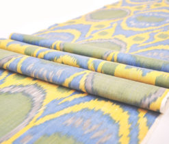 ikat fabrics by the yard