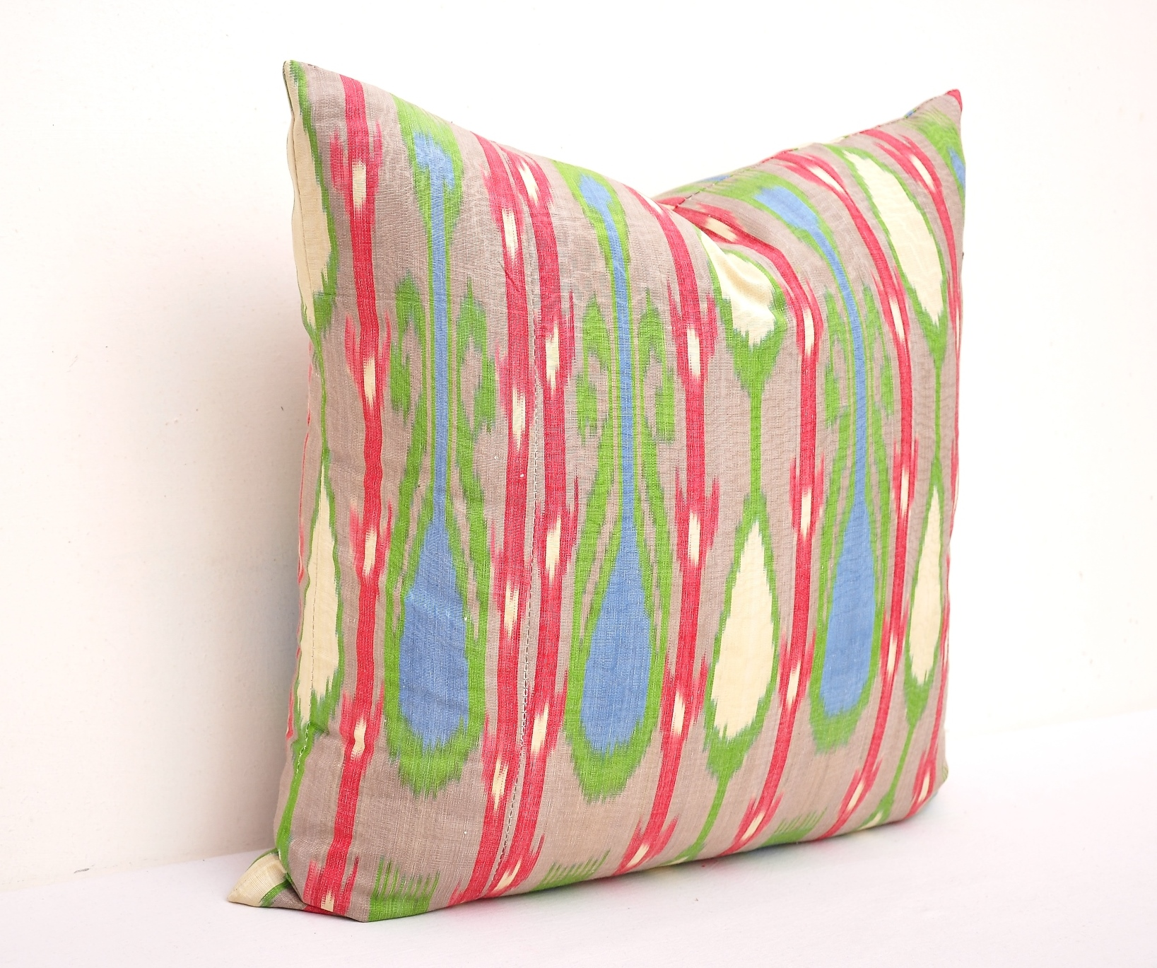 Ikat Throw Pillow Covers : Accent Pillow Ikat Throw Home Decor - Stylish Elegant Pillow Cover
