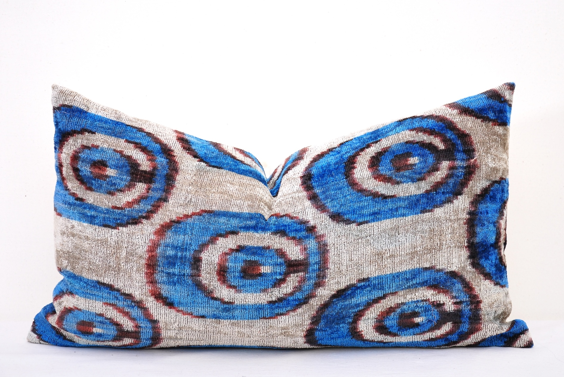 Cool Orbital Ornament Blue Gray Couch Pillow Case Ibusinesslaw Wood Chair Design Ideas Ibusinesslaworg