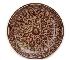 ceramic plate brawn
