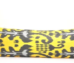 Yellow Bolster Pillow Cover