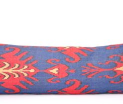 Blue Pillow Cover Body Pillowcase