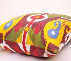 silk cotton pillow