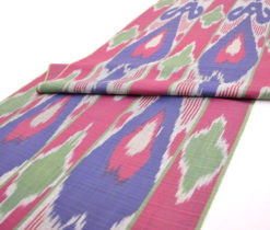 Designer Cotton Ikat Fabric