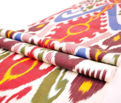 Wide Inches Ikat Modern Fabric Sale, fabric upholstery