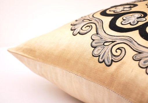 suzani ikat pillow