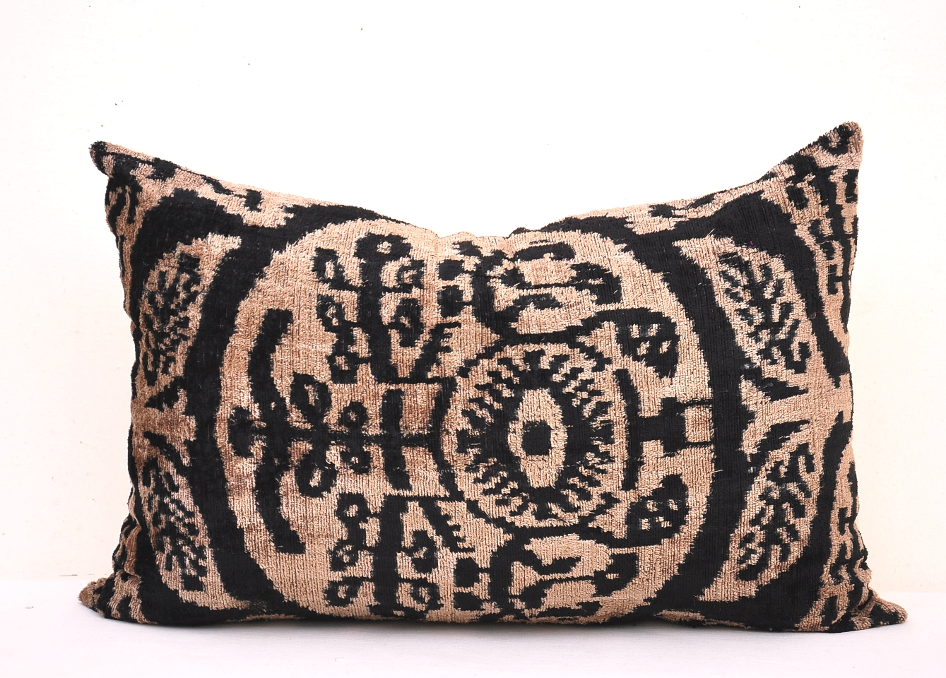 Unique Decorative Throw Pillows : Decorative Velvet Pillow
