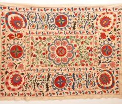 turkish suzani embroidery