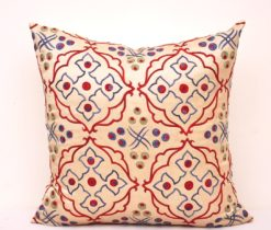 Chic Boho Style Suzani Pillow Cushion