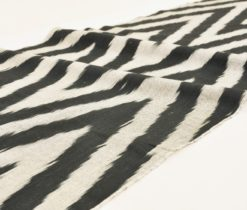 Chevron Cotton Ikat Fabric
