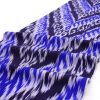Fabric By The Yard Blue Ikat Fabric