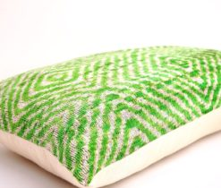 velvet cushion pillow