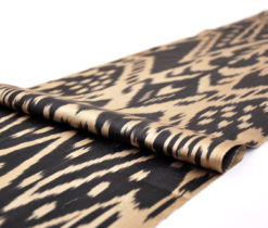 , Luxury Ikat Fabric SaleBlack ikat fabric by the yard
