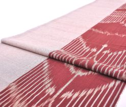 Stylish Cotton Ikat Fabric By The Yard