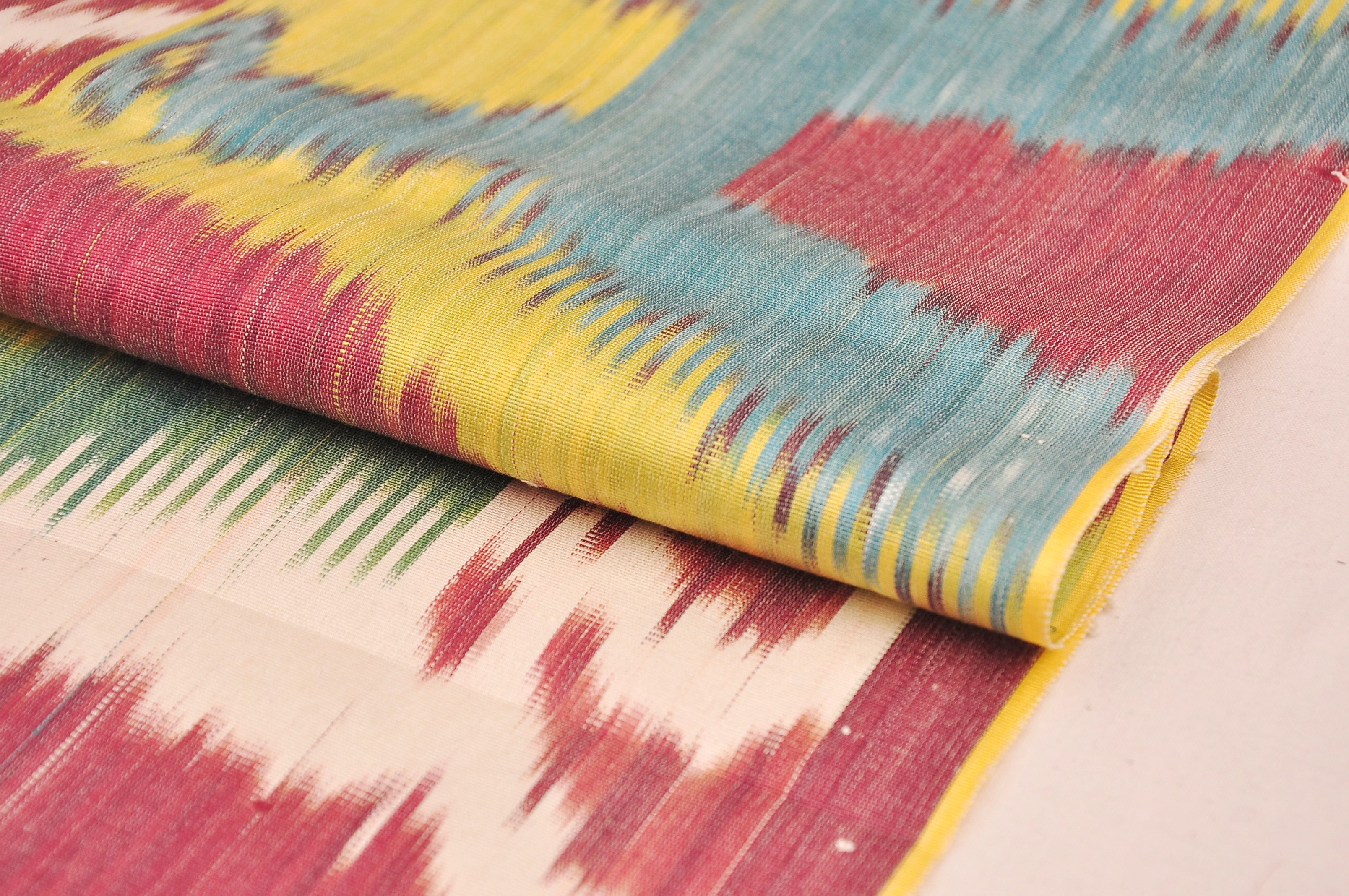 Home Decor Ikat Costume Ikat Fabric By The Yard Alesouk