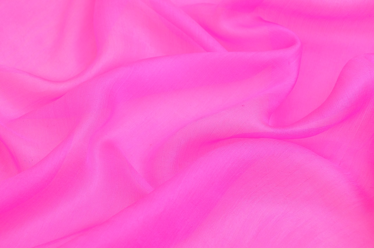 Pink Silk Gauze Chiffon Wholesale Fabric Cloth Sale