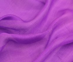Orchid Gauze Chiffon Dress Fabric