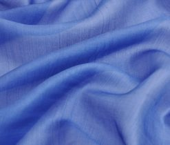 Blue Chiffon Organza Silk Fabric Wholesale Cloth Best, blue guaze fabric