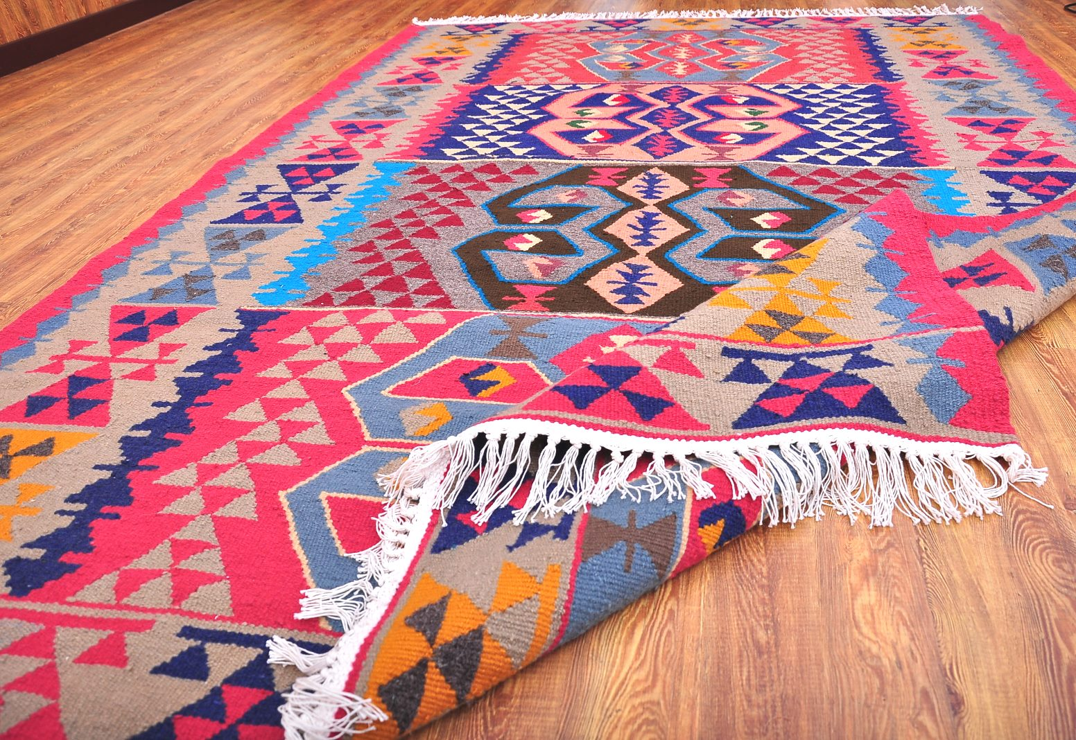 Turkish Kilim Rug Runner Alesouk