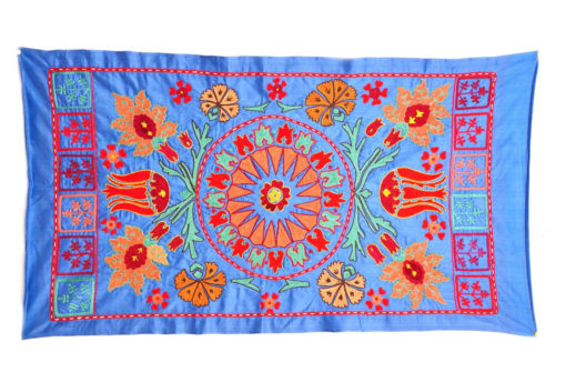 suzani wall hanging suzani bed cover suzani throw suzani curtain suzani bedding suzani embroidery silk suzani