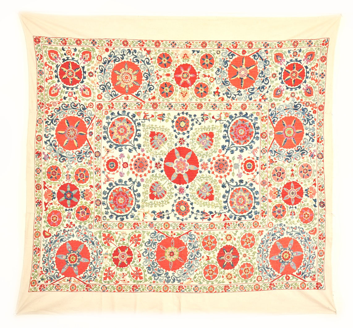 Oriental Tapestry Wall Hanging