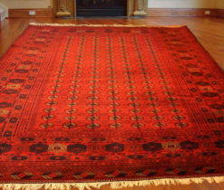 Antique Bakhtiyari Persian Hand knotted rug