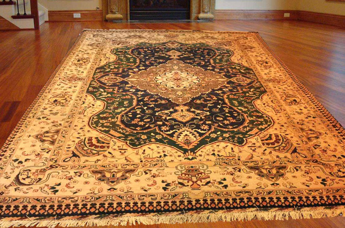 Uzbek Antique Handmade Decorative Rug
