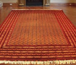 Bostan Pattern carpet