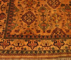 Persian Handwoven Wool Pile Rug