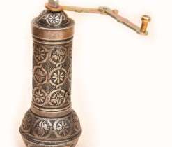 Islamic Ottoman Hand Made Brass Mill