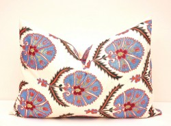 Suzani Accent Pillow