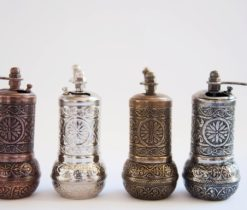 coffee grinder turkish brass