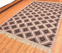 Turkish Sumak Kilim Rug, Kilim