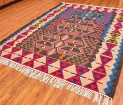 Incredible Turkish Kilim Rug