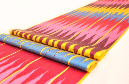 ikat fabric by the yard