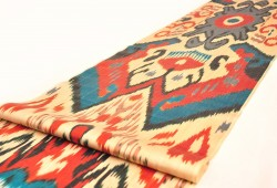 ikat fabric by yard