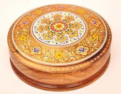 Exclusive Handmade Uzbek Lacquer Box